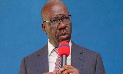#EndSARS: Edo State Government imposes 24 hour curfew till further notice, Oil theft gulped $1.35 billion in first six months - Obaseki