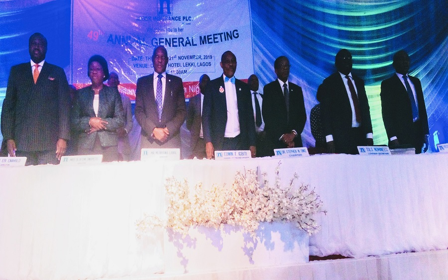 Niger Insurance to raise N15 billion asrecapitalisationdeadline looms