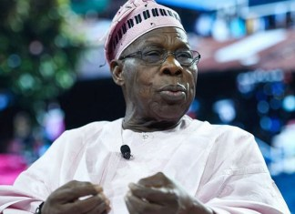 Obasanjo backs Buhari's border closure commitment