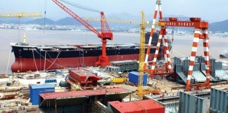 Inside the world's largest $112.2 billion shipbuilding firm