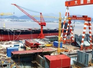 Inside the world's largest $112.2 billion shipbuilding firm