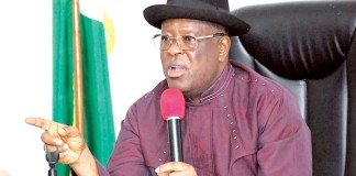 Ebonyi State workers will not get salaries for this reason