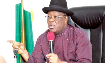 David Umahi, Ebonyi State workers will not get salaries for this reason
