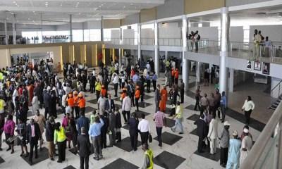 Yuletide: FG makes arrangement for airtravelers