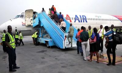 Yuletide: FG makes arrangement for air travelers