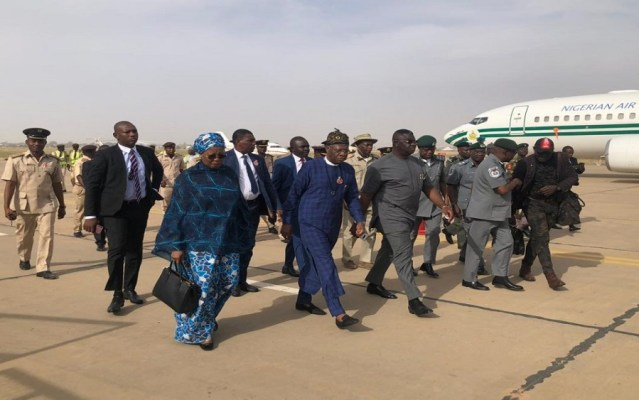 Broder Closure: Presidential task force inspects Nigeria-Niger Border