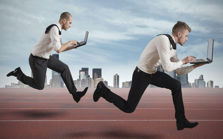 Here's why you need to know your business's competition, If you want to be a leader in a competitive market, do these 8 things