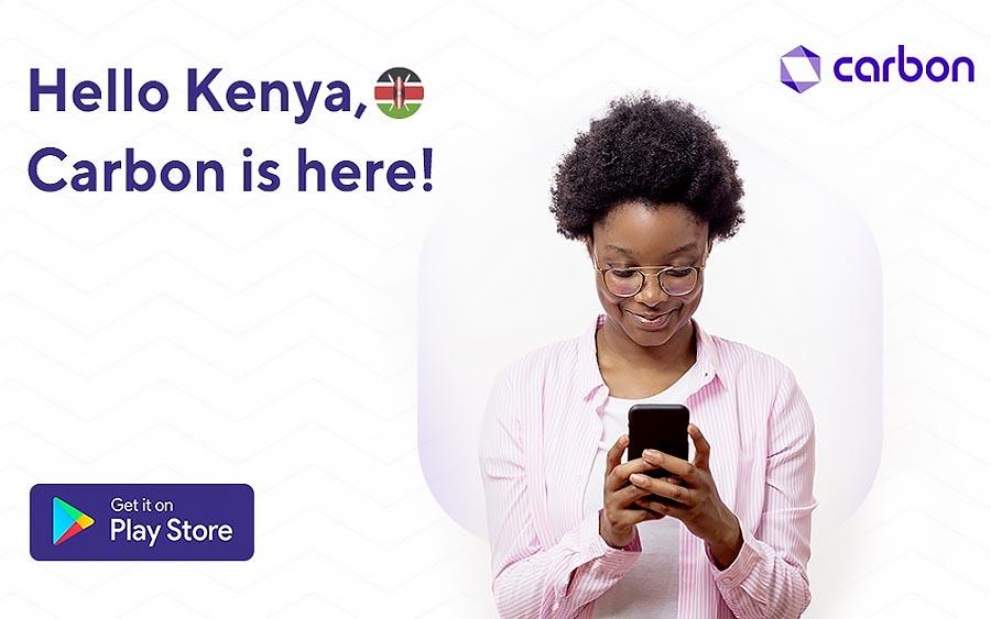 Carbon Kenyan Launch