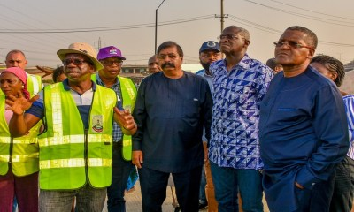 Dangote discloses N25 billion loss due to Lagos poor road network