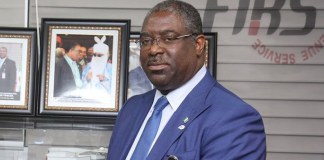 FIRS New Chairman
