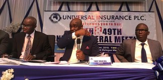 Universal Insurance obtains approval to raise capital