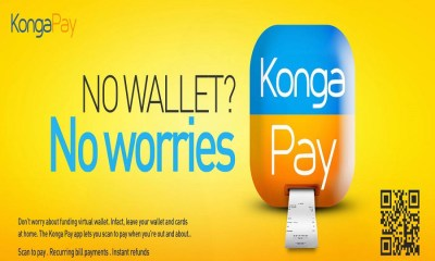 Konga unveils new USSD features, ATM card-less initiative