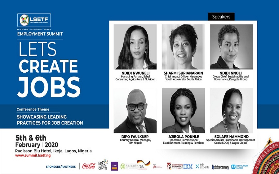 LSETF to host maiden Employment Summit to showcase leading job creation strategies
