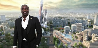 Akon finalises agreement to create his own 'Wakanda' City in Senegal