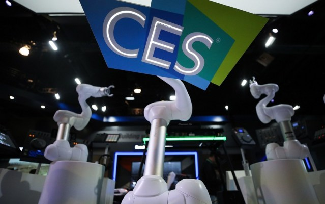 What has happened at CES 2020 so far?