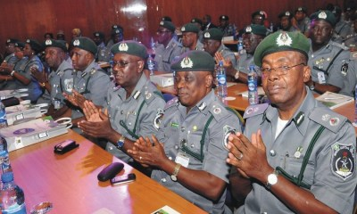 Nigerian Customs: Apapa Command recorded N40.6 billion FoB in 2019
