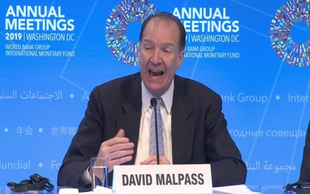 Economy: IMF & World Bank differ on Nigeria's growth outlook, Amid coronavirus spread, World Bank to step down global growth forecast, Nigeria to receive first tranche of World Bank's $3 billion loan soon