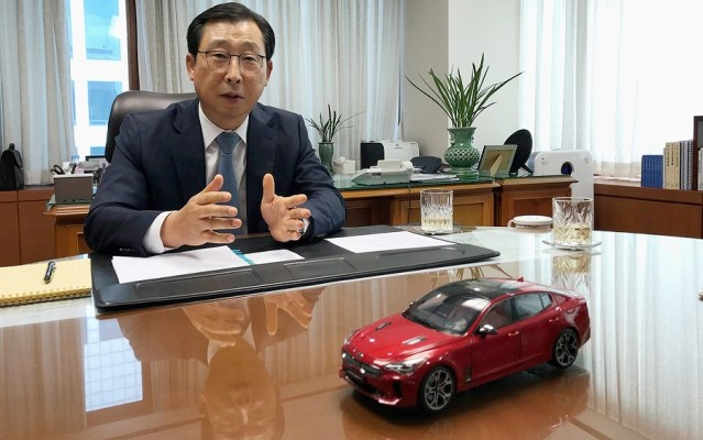 Hyundai partners Kia to invest €100m in electric vehicles