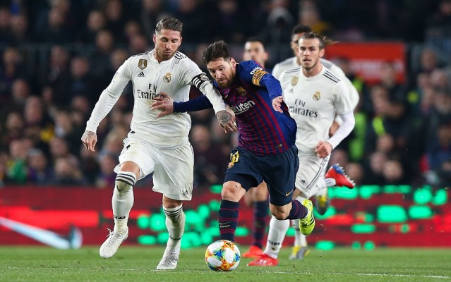 Barcelona overtakes Real Madrid on biggest earners' list as Tottenham stuns EPL