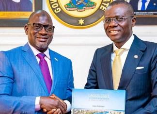 FIRS'Namidoubtful of meetingBuhari'srevenue target, runs to Lagos for help
