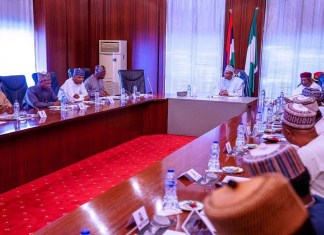 Buhari meets Economic Advisory Council, addresses economic concerns , Economy: EAC's first meeting with the President