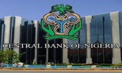 CBN treasury, domiciliary account