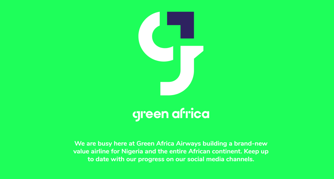 Nigerian startup, Green Africa to sign deal with Airbus for 100 aircraft.