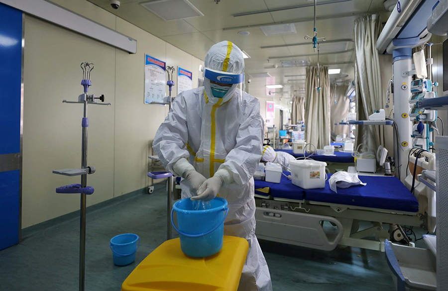 13 new cases of COVID-19 reported in Nigeria, as 3 more people die ...