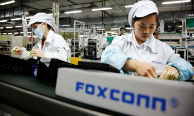 Apple supplier Foxconn to reopen manufacturing base in China