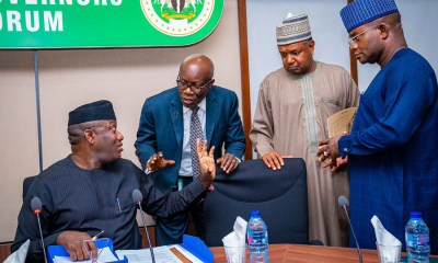 Oil Price Crash: Governors to meet on budgetary and economic issues, Insecurity: Governors to meet on Wednesday over rising insecurity