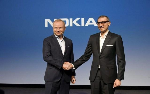 Rajeev Suri to step down as Nokia's CEO