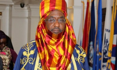 Former CBN Governor, Sanusi appointed KADIPA board member, Breaking: Federal High Court orders release of Sanusi from confinement