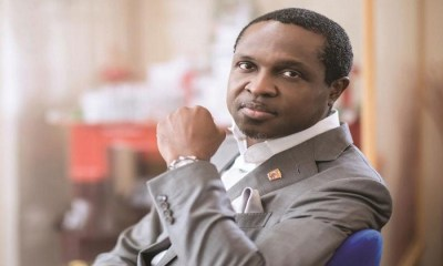 BREAKING: Nigerian Billionaire, Tonye Cole self-isolates over COVID-19