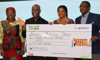 Access Bank flags-off DiamondXtra Season 12