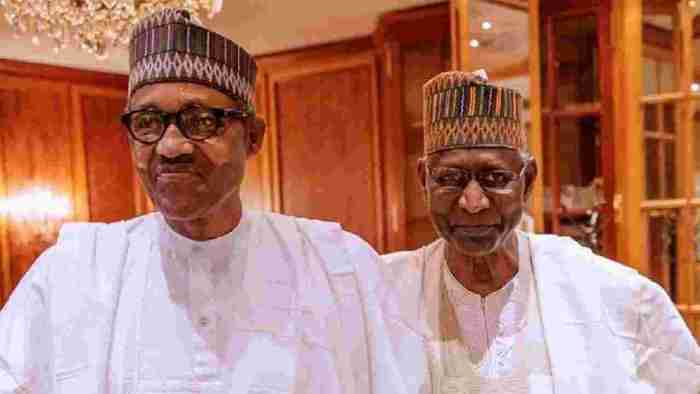 Abba Kyari's last letter to President Buhari