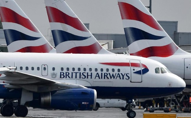 British airways set to suspend 32,000 employees