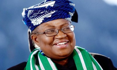 WTO, Nigeria's former finance minister, Okonjo-Iweala, gets IMF appointment