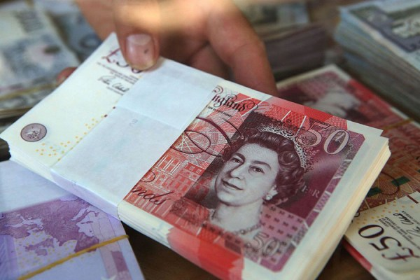 British Pounds Sterling plunges, British PM admitted to Intensive care Unit