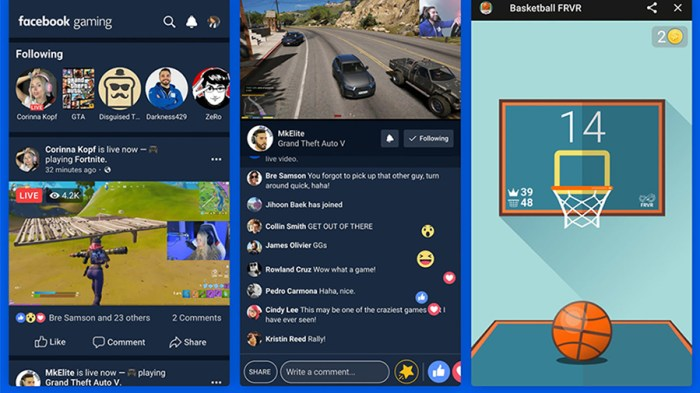 Facebook builds a gaming app
