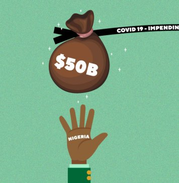 COVID-19: Nigeria needs $50 billion to survive an impending recession