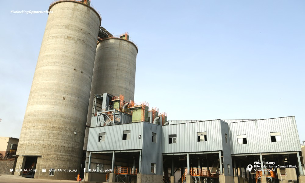 BUA Cement Plc Releases Audited Financial Results For 2019