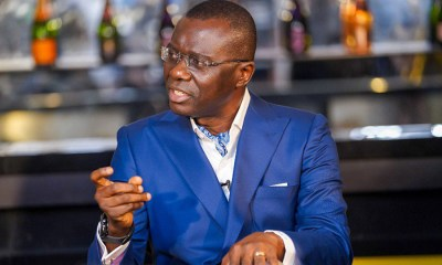 Lekki sealed buildings, Lagos state governor issues new guidelines for lockdown, consider full reopening of its economy