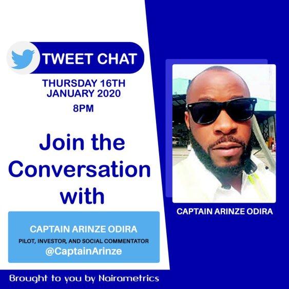 Captain Arinze Odira