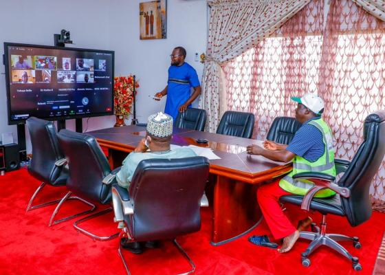 WOWBii Interactive Readies Nigeria's State Governors for Immersive Virtual Interactions