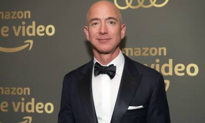 Jeff Bezos, the founder of Amazon
