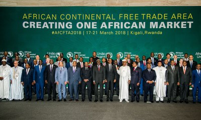 African Free Trade , Coronavirus second wave won't stop African Free Trade Agreement