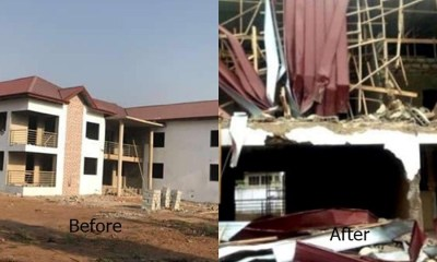 Attack on Nigerian residential buildings, Reps, NIDO, Ghana government responds