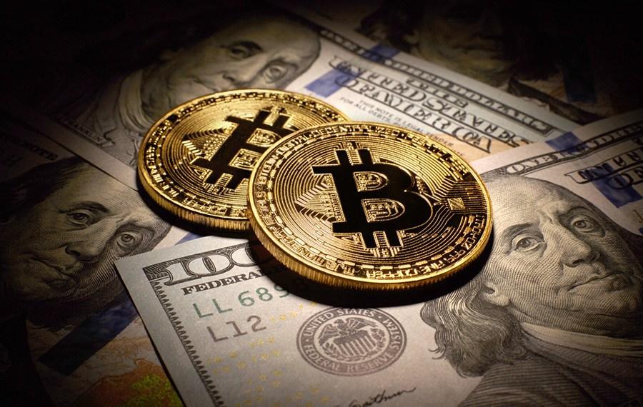 Bitcoin chair