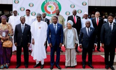 ECOWAS ministers recommend gradual re-opening of borders
