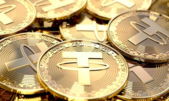 Tether expected to surpass Ethereum, based on strength of the U.S dollar, ther mints 80,000,000 USDT to unknown wallets within 24 hours